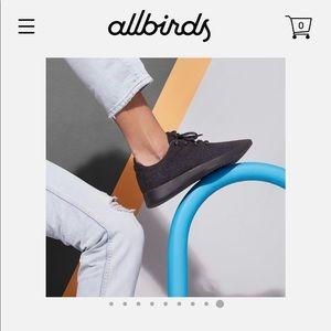 Dark Gray Allbirds
